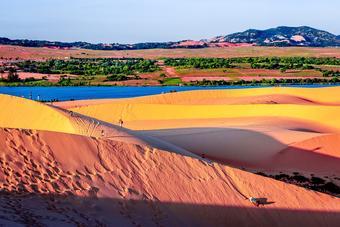 ทัวร์เวียดนามใต้ ดาลัด มุยเน่ เลสโกฟ้าจรดทราย 3 วัน 2 คืน