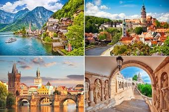 ทัวร์ยุโรปตะวันออก ออสเตรีย เชค สโลวาเกีย ฮังการี 7 วัน 4 คืน