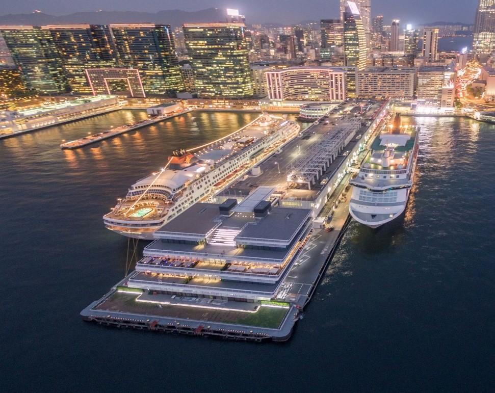 ทัวร์ล่องเรือสำราญ ฮ่องกง 3 วัน 2 คืน