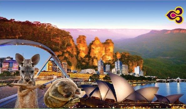 ทัวร์ออสเตรเลีย ซิดนีย์ เมลเบิร์น 6 วัน 3 คืน