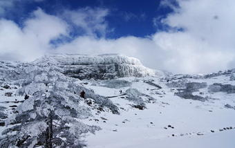 ทัวร์จีน แผ่นดินสีแดง สวนสตอร์เบอร์รี่ ภูเขาหิมะเจี้ยวจื่อ  4 วัน 2 คืน