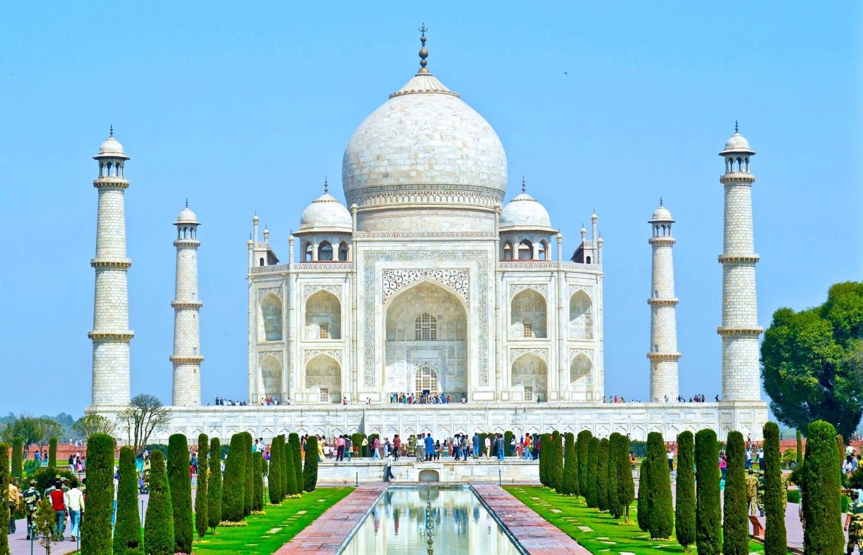 ทัวร์อินเดีย ชัยปุระ อัครา อนุสรณ์รัก ทัชมาฮาล 4 วัน 2 คืน