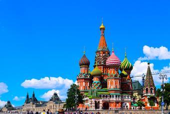 ทัวร์รัสเซีย มอสโคว ซากอร์ส นิวเยรูซาเรม เลสโกคุณชายสีลูกกวาด 6 วัน 3 คืน