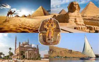 ทัวร์อียิปต์ 10 วัน 7 คืน