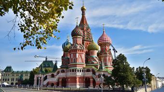 ทัวร์รัสเซีย รัสเซีย มอสโคว์ ซากอร์ส Moscow Snow White 5 วัน 3 คืน