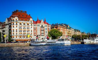 ทัวร์สแกนดิเนเวีย สวีเดน นอร์เวย์ เดนมาร์ก ROMANTIC SCANDINAVIA 3 COUNTRIES 8 วัน 5 คืน
