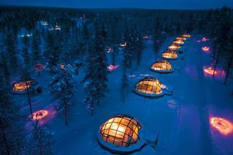 ทัวร์ฟินแลนด์ โรวาเนียมิ เคมิ เฮลซิงกิ Finland Adventure Icebreaker 9 วัน 7 คืน