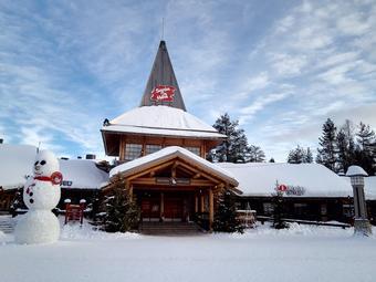 ทัวร์ฟินแลนด์ โรวาเนียมิ เคมิ เฮลซิงกิ Finland land of Snow 9 วัน 6 คืน