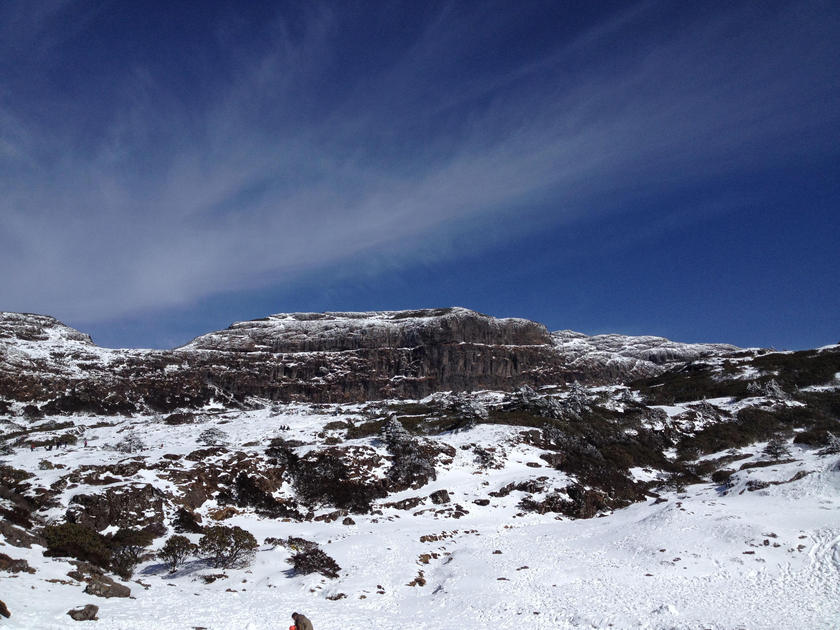 ทัวร์จีน คุนหมิง ตงชวน ภูเขาหิมะเจี้ยวจื๊อ 4 วัน 2 คืน