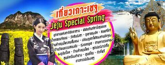JEJU SPECIAL SPRING 4D2N