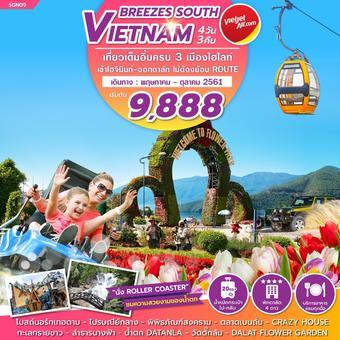 BREEZES SOUTH VIETNAM 4D3N