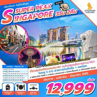 SINGAPORE SUPER PEAK 3D2N