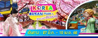 BUSAN PLUS + SPECIAL BLOSSOM 4D2N