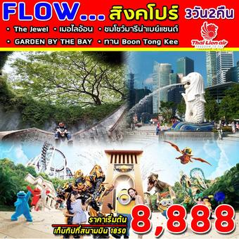 FLOW SINGAPORE PLUS 3DAYS