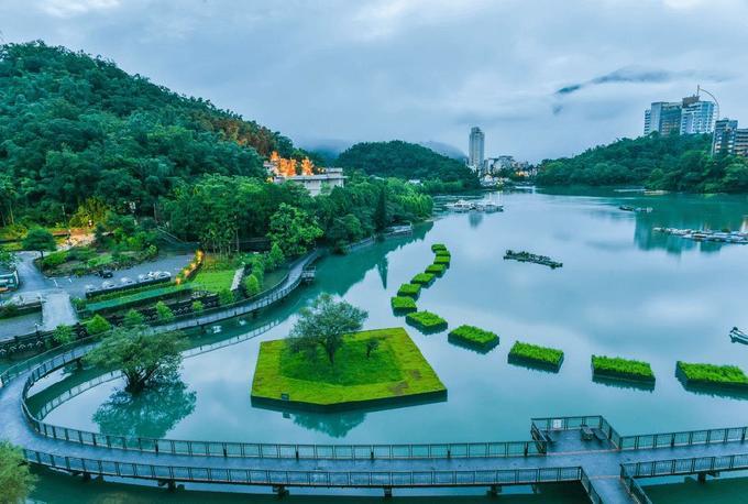 ทัวร์ไต้หวัน ไปกันเลย ไต้หวัน IN LOVE ทะเลสาบสุริยัน จันทรา ผิงซี 5 วัน 3 คืน โดยสายการบิน NOKSCOOT (XW)
