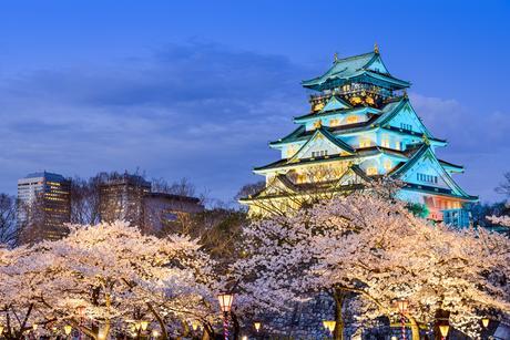 ทัวร์ญี่ปุ่น โอซาก้า  HAPPY OSAKA KYOTO NARA ฟ้าประทาน