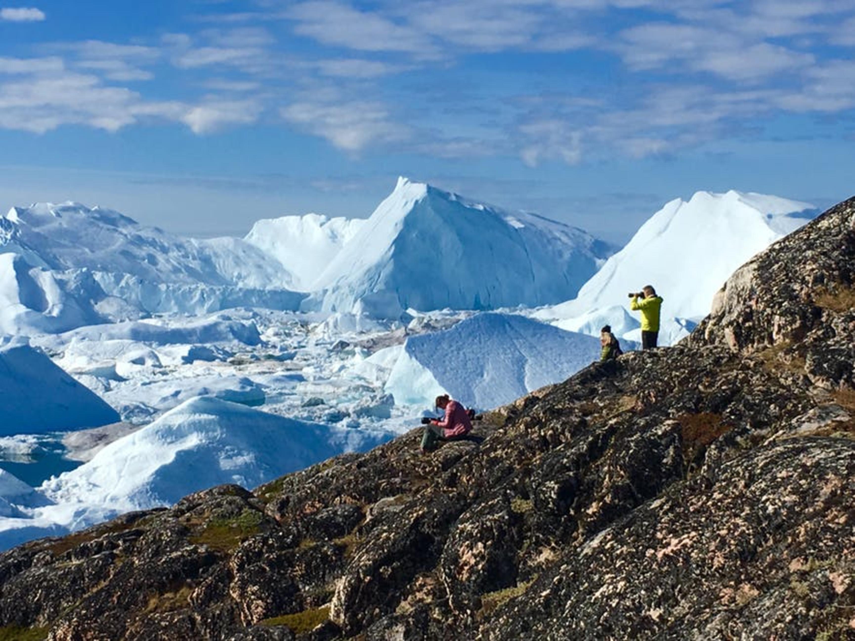 Greenland ตะลุยสุดขอบโลก