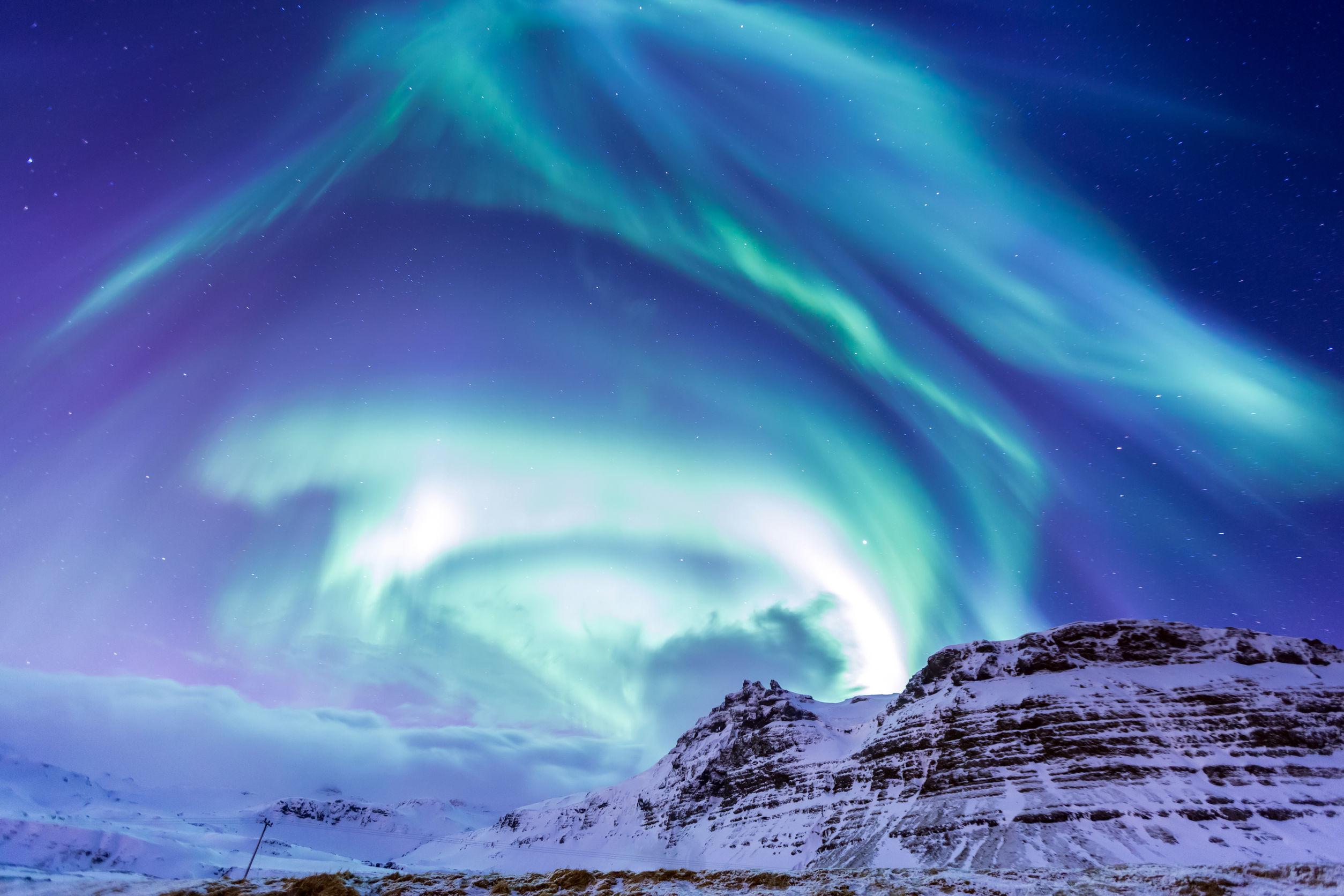 Wonderful Iceland 10 วัน 8 คืน (ล่าแสงเหนือ)