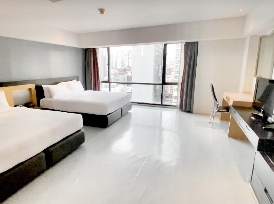 โปรโมชั่น - โรงแรมเบลแอร์ กรุงเทพ (BelAire Bangkok Hotel)