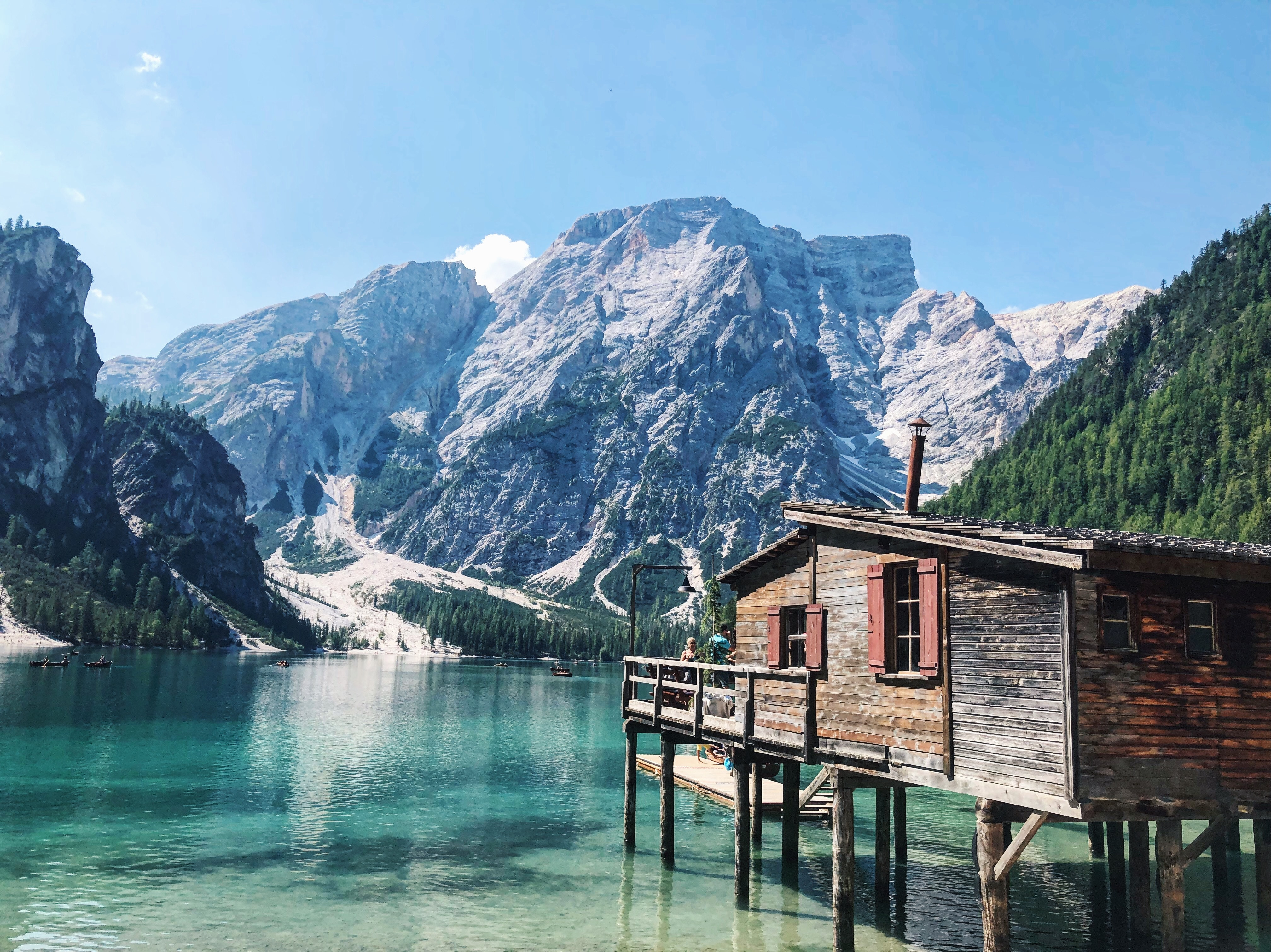ทัวร์อิตาลี อุทยานแห่งชาติโดโลไมท์ (Dolomites)
