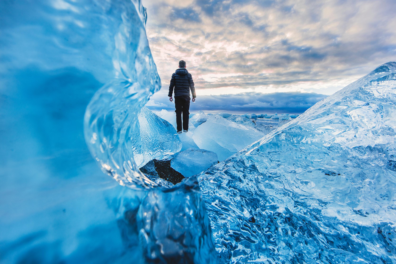 ทัวร์ไอซ์แลนด์ เคิร์คจูเฟล ล่าแสงเหนือ ธารน้ำแข็งแห่งวัทนาโจกุล เทศกาลปีใหม่