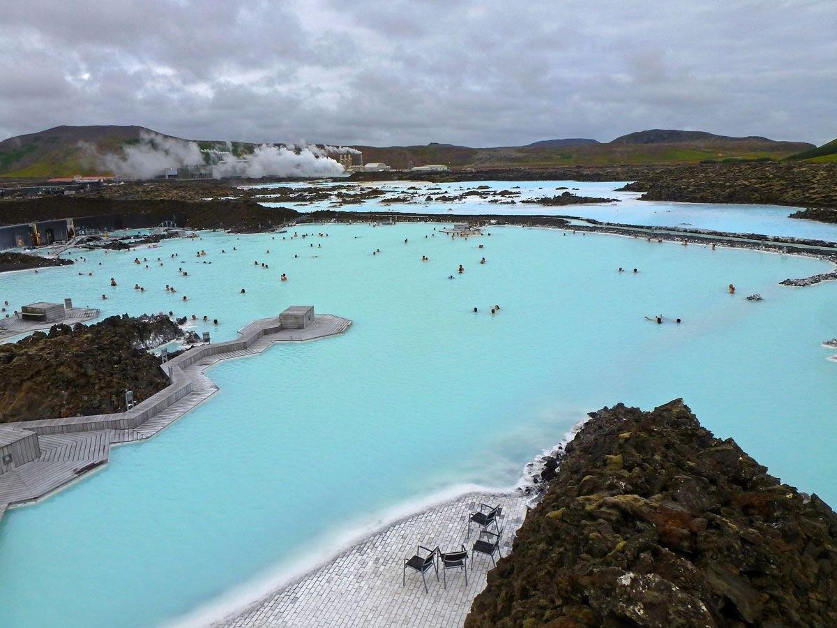 ทัวร์ไอซ์แลนด์ ล่าแสงเหนือ เคิร์คจูเฟล ธารน้ำแข็งวัทนาโจกุล อาบน้ำแร่บลูลากูน