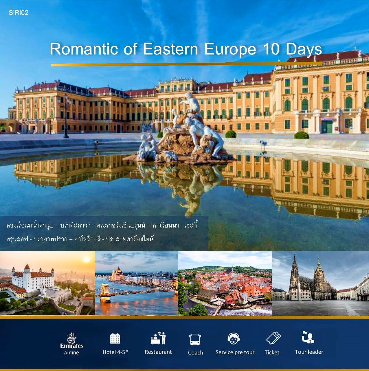 Romantic of Eastern Europe