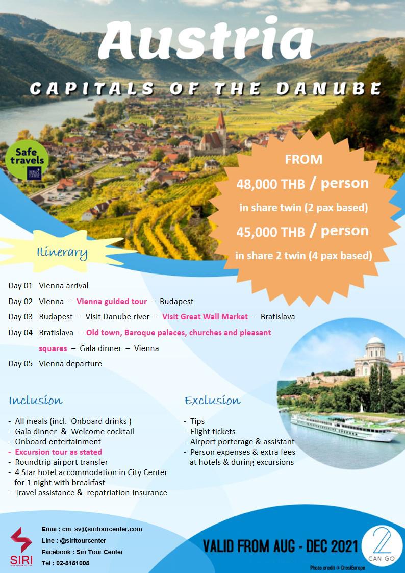 Austria - Capitals of The Danube