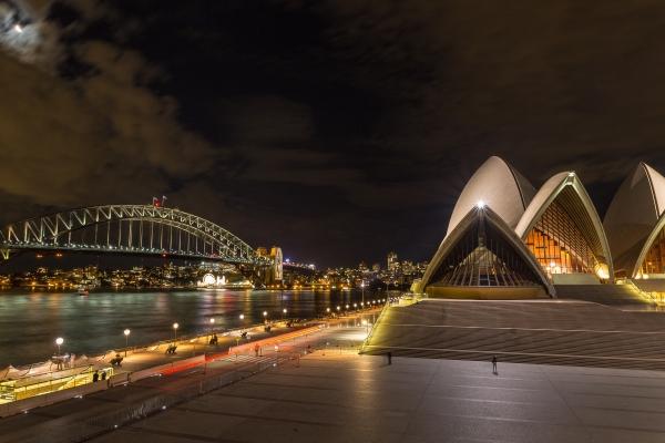 ทัวร์ออสเตรเลีย Wow!! SYDNEY-MELBOURNE 6D 3N / SQ