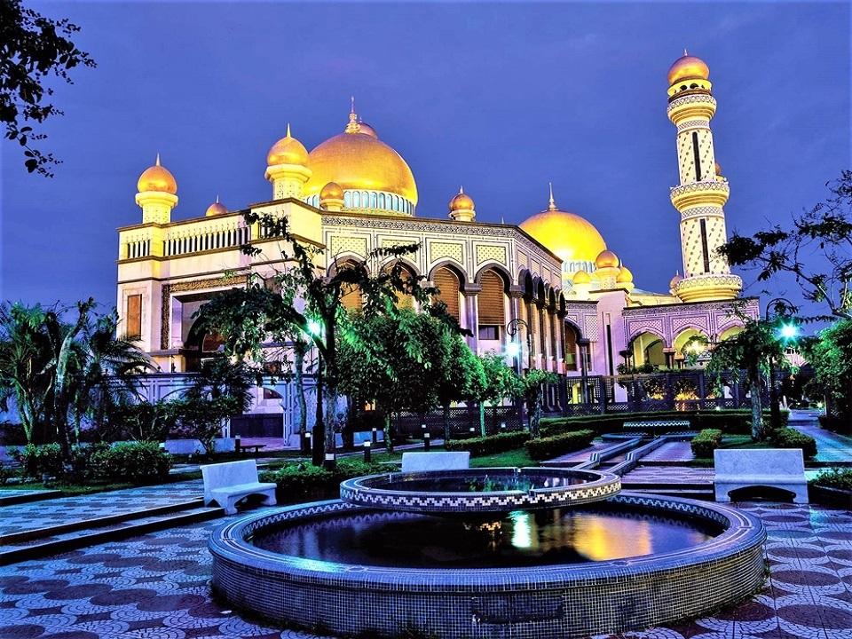 GO1BWN-BI001 Brunei The Golden Legacy 3 วัน 2 คืน โดย สายการบิน รอยัลบรูไน (BI)
