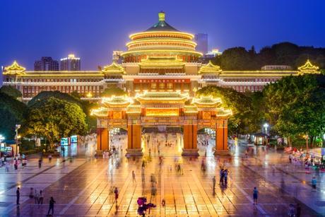 ทัวร์จีน SHOCK PRICE คุนหมิง ตงชวน ถ้ำไซอิ๋ว 4 วัน 3 คืน โดยสายการบินลัคกี้ แอร์ (8L) ทัวร์ GO1KMG-8L004