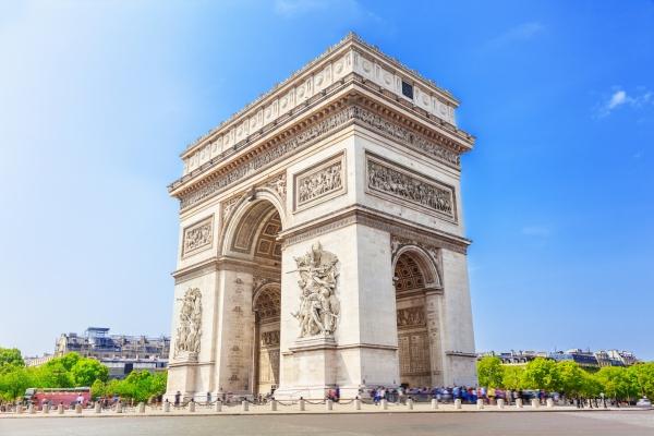 ทัวร์ฝรั่งเศส : EK010A ปารีส หอไอเฟล ถนนชองเชลิเซ แกลลอเรียลาฟาเยตต์