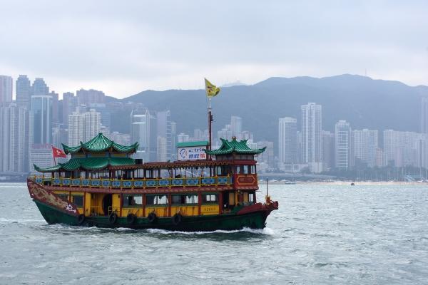 ทัวร์ฮ่องกง ฮ่องกง จูไห่ สุดอลังการข้ามสะพานยาวสุดในโลก 3 วัน 2 คืน โดยสายการบิน Emirate Airline (EK)