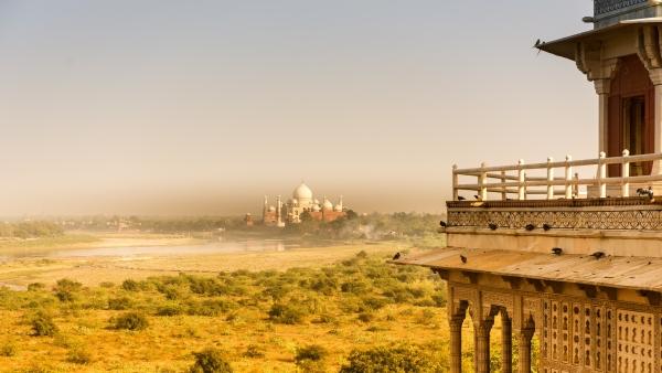 ทัวร์อินเดีย อินเดีย ทัชมาฮาล ชัยปุระ นครสีชมพู 4วัน 2คืน โดยสายการบินไทยสมายล์ (WE) ทัวร์ GO2JAI-WE001