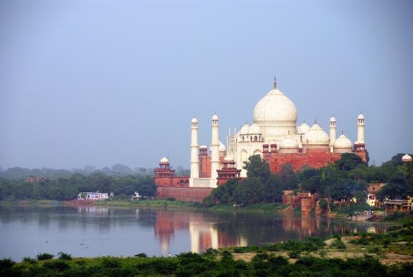 ทัวร์อินเดีย : อินเดีย ทัชมาฮาล ชัยปุระ นครสีชมพู 4วัน 2คืน โดยสายการบิน ไทยสมายล์ (WE) GT-JAI WE01