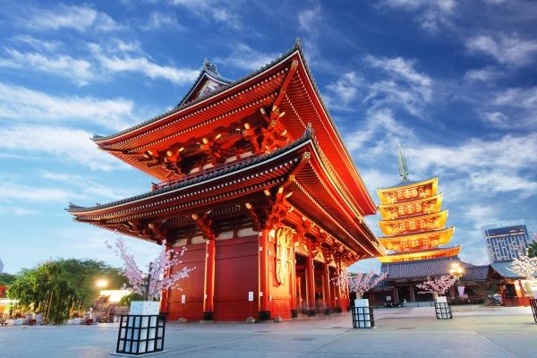 ทัวร์ญี่ปุ่น โอซาก้า HJO-XW53-B03 HAPPY OSAKA KYOTO NARA