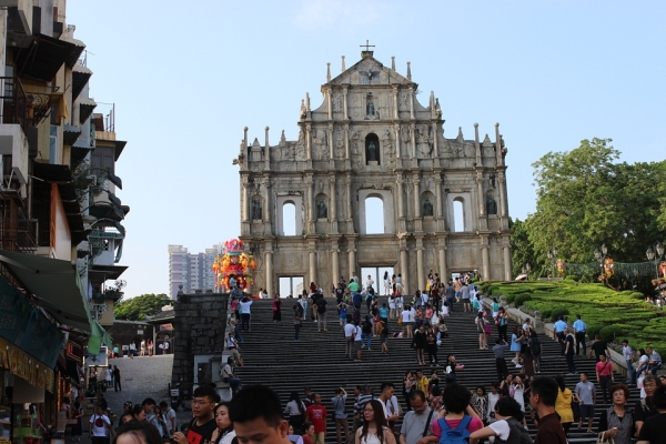 ทัวร์มาเก๊า : EASY LOVELY FLY TO MACAU (FD) JAN-JUN'18