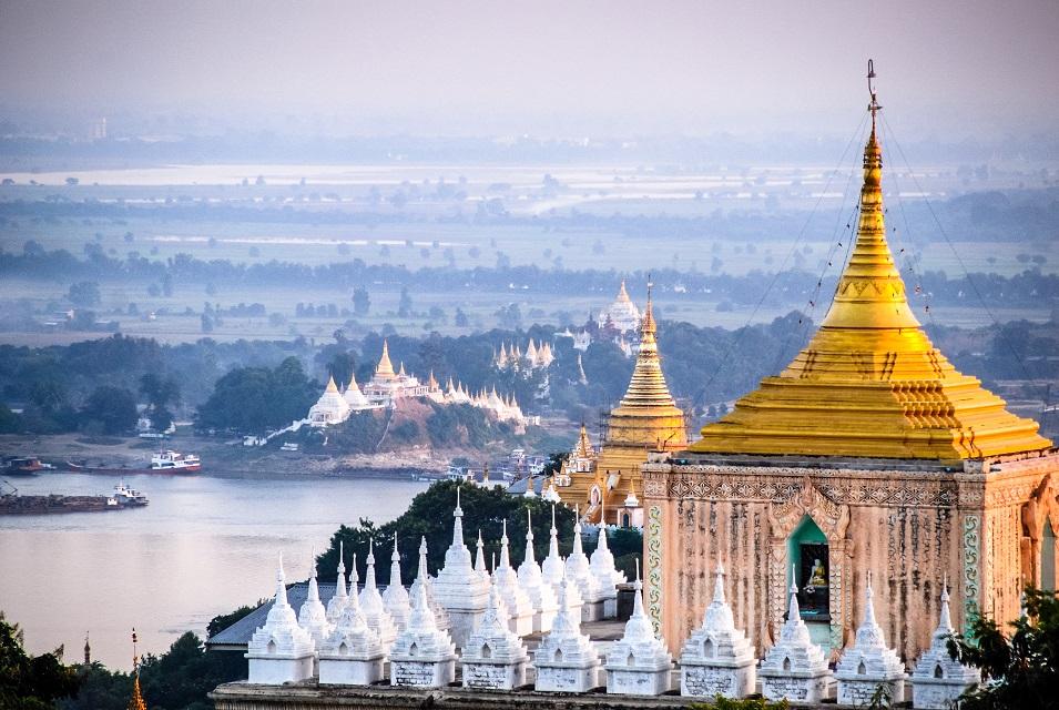 RGN5-8M Yangon holy 9 Yangon 2 Days