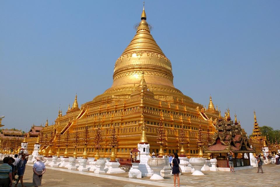ทัวร์พม่า มหัศจรรย์....พม่า ไหว้พระ 5 วัดดัง
