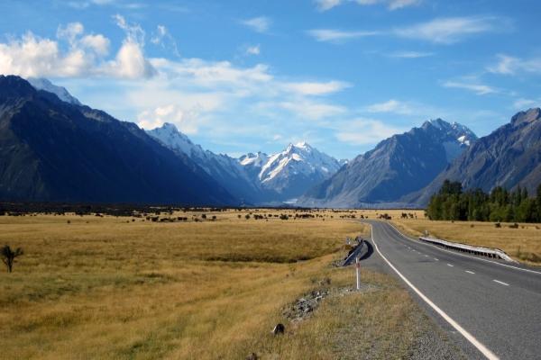 BW..Amazing New Zealand (เกาะใต้ 7วัน5คืน)