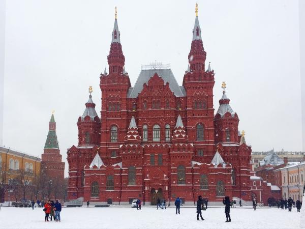 ทัวร์รัสเซีย (MOS-ZA6DEY) CIRCUS SUPER RUSSIA MOSCOW- ZAGORSK APR 19