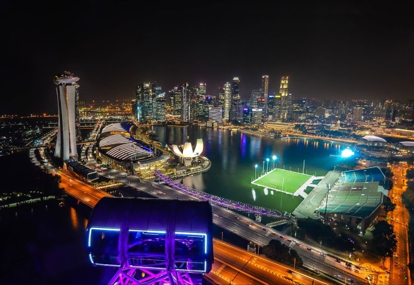 ทัวร์สิงคโปร์ SINGAPORE SAVE SAVE ราคาเบา เบา 3 วัน 2 คืน โดยสายการบินแอร์เอเชีย (FD) GO1SIN-FD001