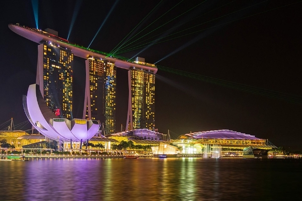 ZSIN03 สิงคโปร์ ยูนิเวอร์แซล สตูดิโอ [เลสโก สิงโตทะเล] 3D2N