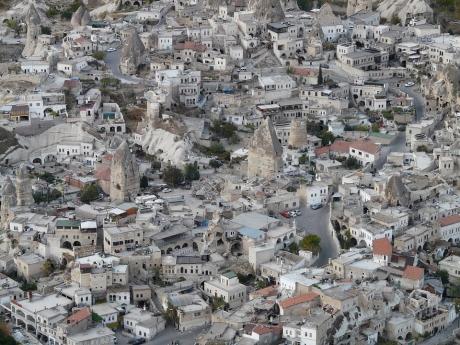 ทัวร์ตุรกี : EASY FANTASTIC IN TURKEY (FEB-APR 18)