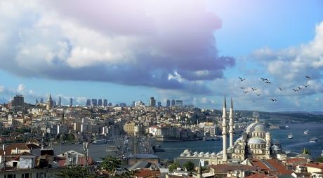 ทัวร์ตุรกี : ทัวร์ตุรกี LOVERS IN TURKEY พักโรงแรมสไตล์ถ้ำ 9 วัน 6 คืน