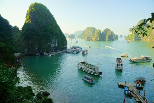 ทัวร์เวียดนาม เวียดนามใต้ ไปซี้ดกัน DALAT CARNIWOW 3D2N VZ